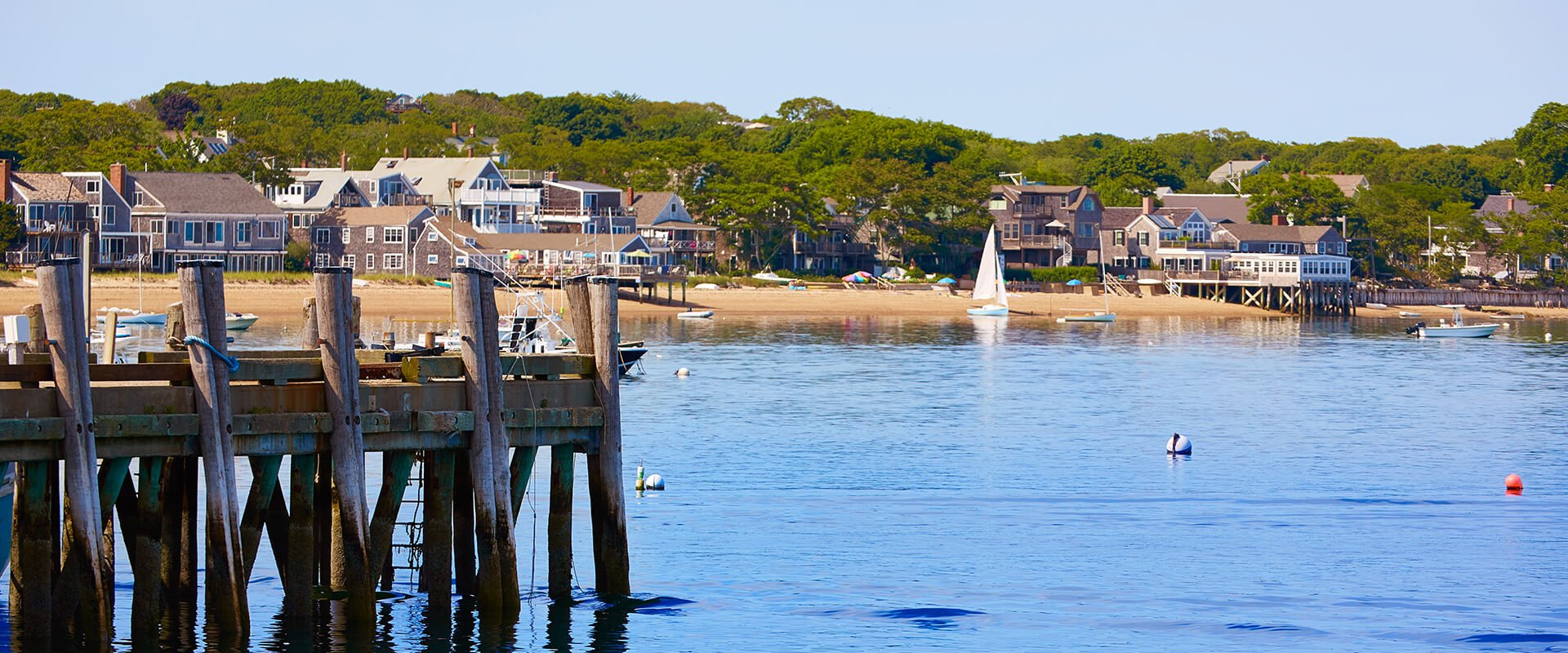Cape Cod Provincetown port Massachusetts